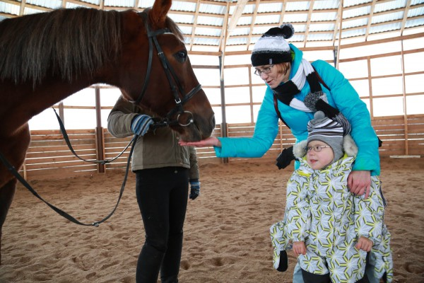 hippotherapy for children with autism