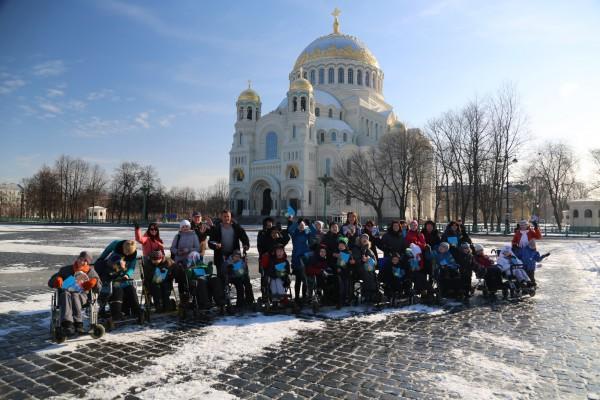 коляска для новорожденных классика большая югославские